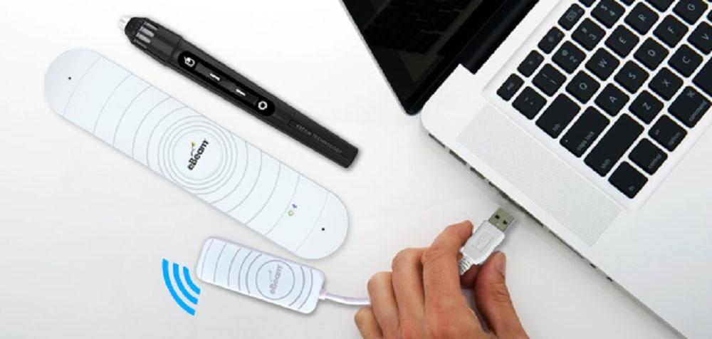 le fonctionnement du tableau blanc interactif