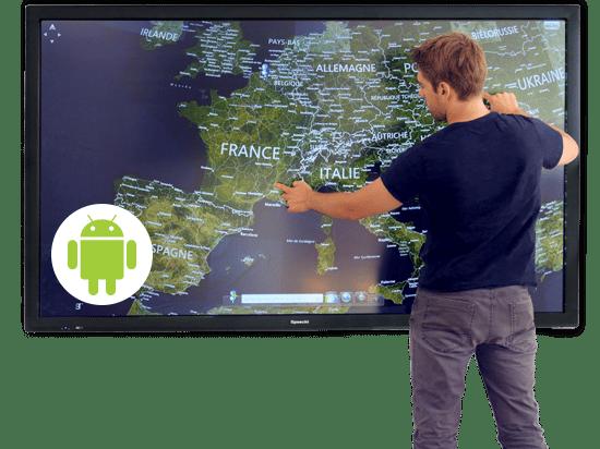 Choisir un écran interactif tactile pour une salle de classe