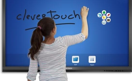 Louer un écran interactif
